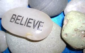 Mantenha a crença e a FÉ!